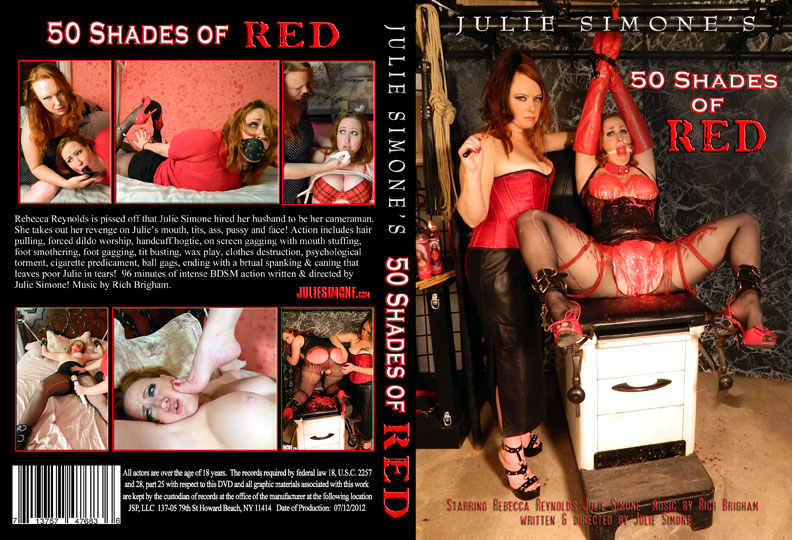 50 shades of red julie simone